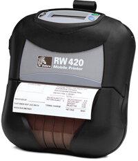 Máy in mã vạch Zebra RW420