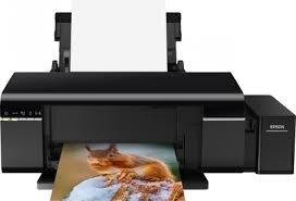 Máy in màu Epson L805 - phun màu trực tiếp, wifi