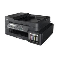 Máy in phun màu Brother DCP-T710W (In,scan,copy,Wifi,ADF)