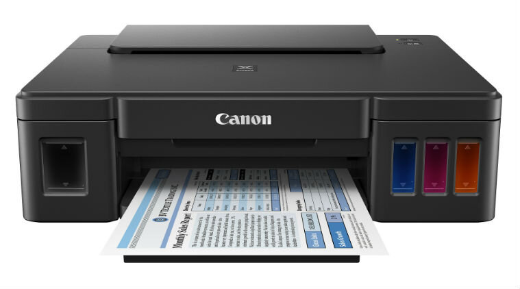 Máy in phun màu Canon Pixma G2000 (in/scan/copy)