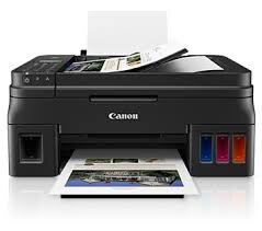 Máy in phun màu Canon Pixma G4010