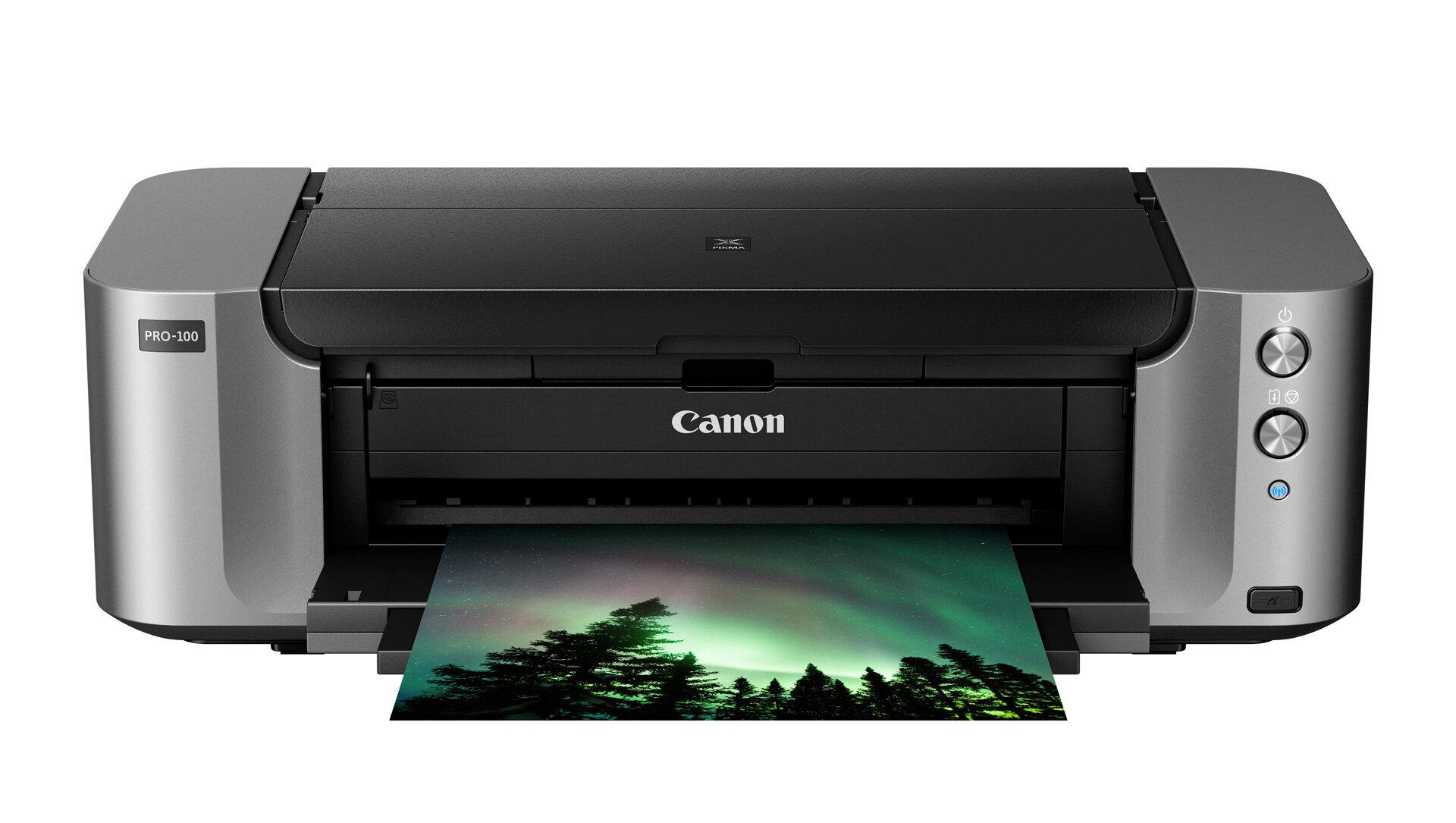 Máy in phun màu Canon Pro 100 (Pro100) - A3