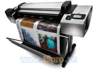 Máy in phun màu đa chức năng HP Designjet T2300 (CN727A) - A0, 44 inch