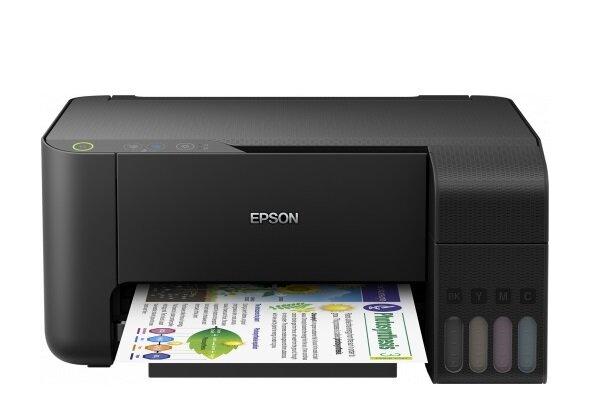 Máy in phun màu đa chức năng Epson L3110