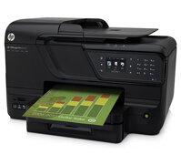 Máy in phun màu đa năng (All-in-one) HP Officejet Pro 8600 - A4