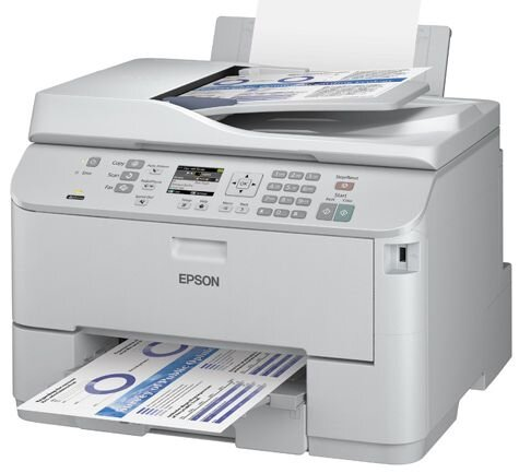 Máy in phun màu đa năng (All-in-one) Epson WorkForce Pro WP-4521 - A4