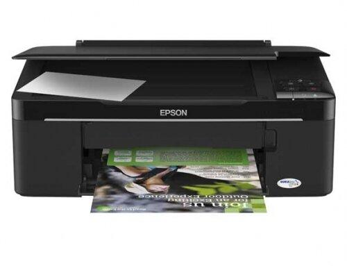 Máy in phun màu đa năng (All-in-one) Epson Stylus SX125 - A4