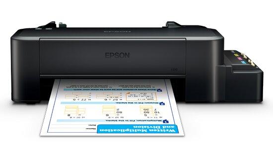 Máy in phun màu Epson L120 - A4