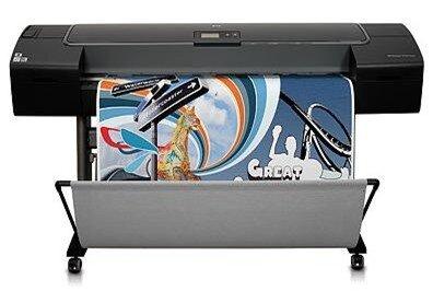 Máy in phun màu khổ lớn HP Designjet Z2100 - A0