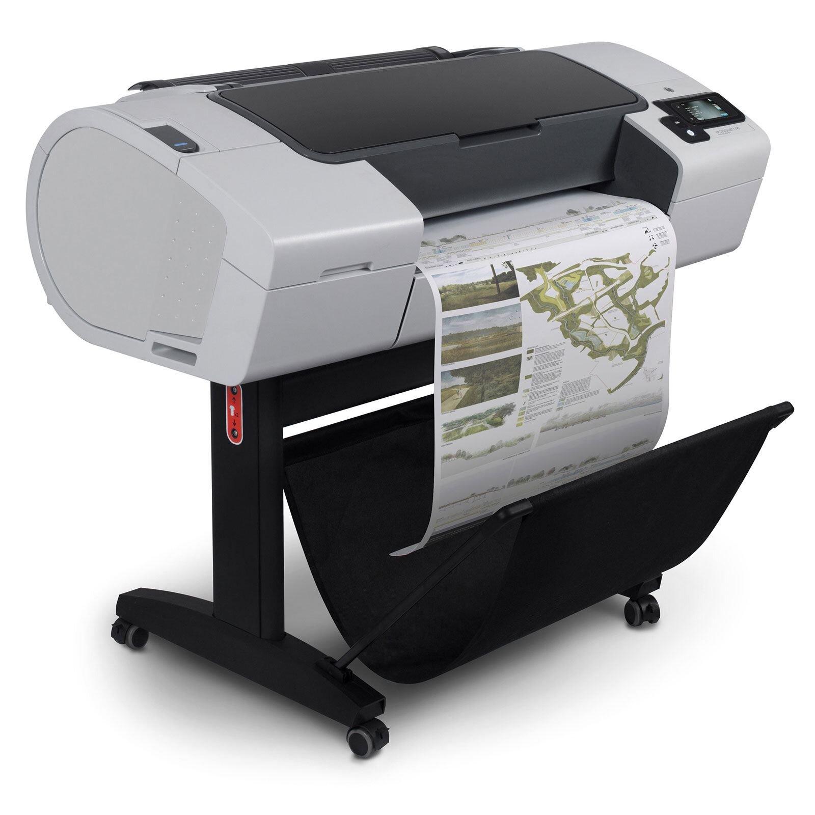 Máy in phun màu khổ lớn HP Designjet T790 - A0