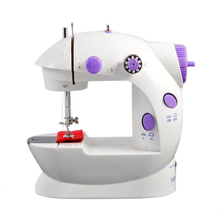 Máy khâu mini Sewing Machine 2 tốc độ