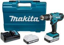 Máy khoan bắt vít Makita HP457DWE10