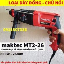 Máy khoan bê tông Maktec MT2-26