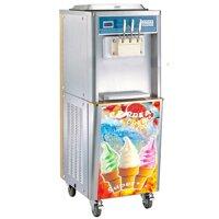 Máy làm kem 3 màu Jingling BQ-833