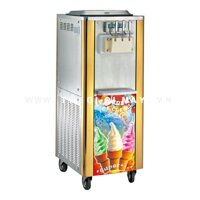 Máy làm kem BQ-620 sử dụng gas R410A