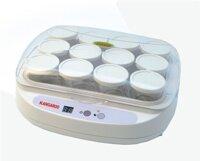 Máy làm sữa chua Kangaroo KG82 (KG-82) - 2.2 lít, 12 cốc