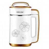 Máy làm sữa đậu nành Korea King KSM-1302GS (KSM-1302-GS)- 1.3 lít, 800W
