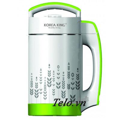 Máy làm sữa đậu nành Korea King KSM 1600GS