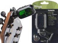 Máy lên dây đàn Guitar Stagg CTU-C6