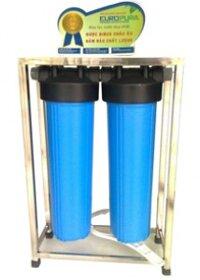 Máy lọc nước 2 cột lọc tiền xử lý nước sinh hoạt EU101