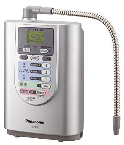 Máy lọc nước điện phân Panasonic TK7208P-S