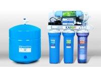 Máy lọc nước Karofi bình áp thép ( 7 lõi loc ) - có tủ