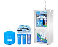 Máy lọc nước Karofi K60 - Có tủ inox, 6 cấp