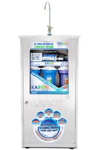 Máy lọc nước Karofi KI7 (K7I) - Tủ inox nhiễm từ, 7 cấp