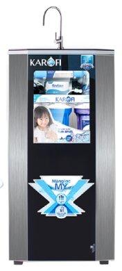 Máy lọc nước Karofi RO 7 cấp KT70 - Tủ Inox IQ