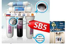 Máy lọc nước Nano Geyser SB5 - 5 cấp lọc