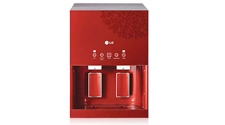 Máy lọc nước nóng lạnh LG WQD74RJ