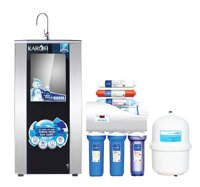 Máy lọc nước RO KarofiKT80IQ -  8 cấp, tủ IQ