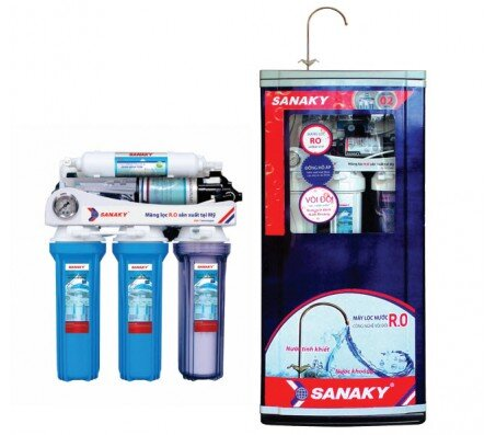 Máy lọc nước RO Sanaky SNK 208