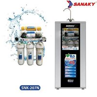 Máy lọc nước RO Sanaky SNK-207N - 8 lõi lọc