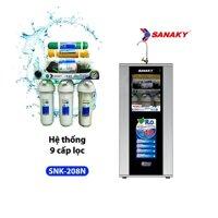 Máy lọc nước Sanaky SNK-208N (SNK208N) - 9 cấp lọc