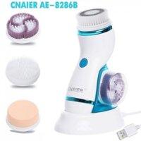 Máy massage và rửa mặt Cnaier AE-8286B 4 đầu