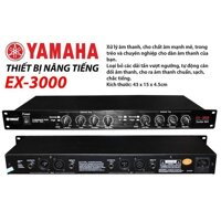 Máy nâng tiếng hát YAMAHA - EX3000