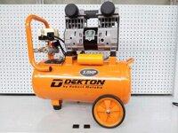 Máy nén khí không dầu Dekton DK-3930 - 2HP, 30L