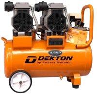 Máy nén khí không dầu Dekton DK-5950 - 50L
