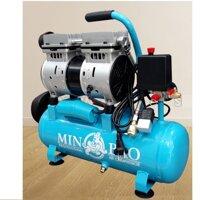 Máy nén khí mini không dầu Minbao MB-O9L - 0.75HP, 9L