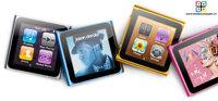 Máy nghe nhạc iPod Nano Gen 6 - 8GB