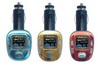Máy nghe nhạc MP3 cho xe ô tô Solam SL-605 4 GB