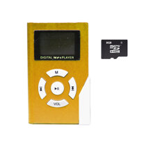 Máy nghe nhạc Mp3 LCD + Thẻ 2G