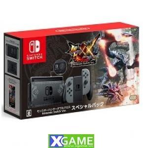 Máy Nintendo Switch Limited Edition Monster Hunter XX