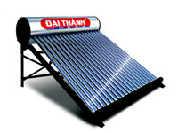 Máy nước nóng năng lượng mặt trời Đại Thành 160 lít F58