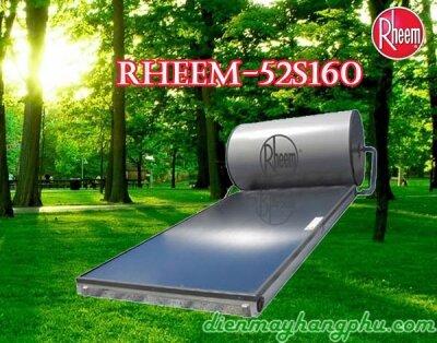 Máy nước nóng năng lượng mặt trời RHEEM 52S160