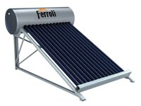 Máy nước nóng năng lượng mặt trời Ferroli Eco sun - 300 lít