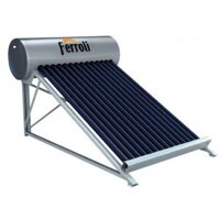 Máy nước nóng năng lượng mặt trời Ferroli Ecosun - 160 lít