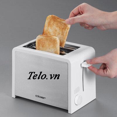 Máy nướng bánh nhảy Sandwich Cloer 3211