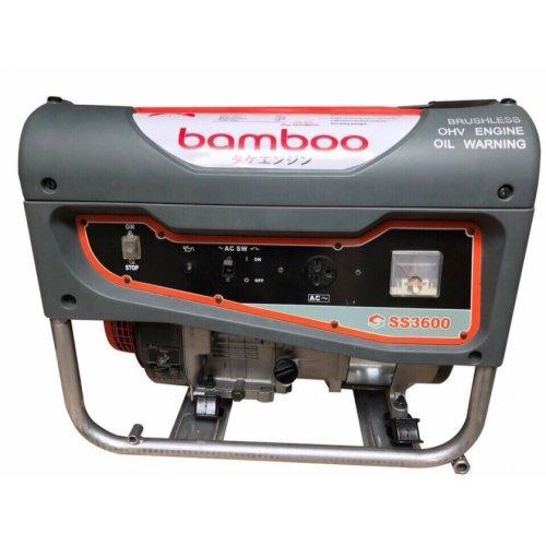 Máy phát điện Bamboo 3600C - 2,5kw